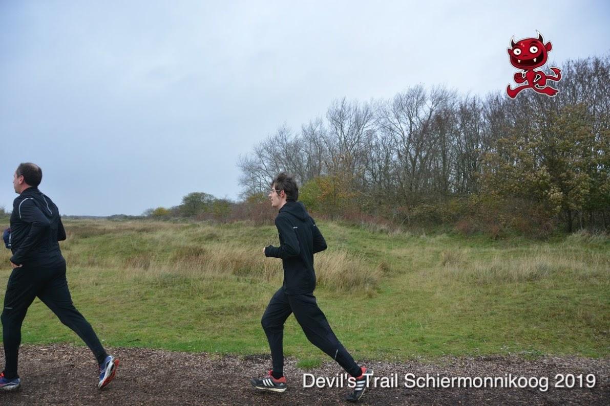 devil's trail schiermonnikoog